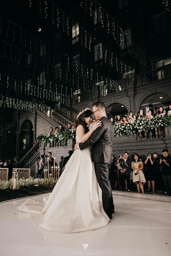 The Wedding of Daniel & Jessica by GH Universal Hotel - 002