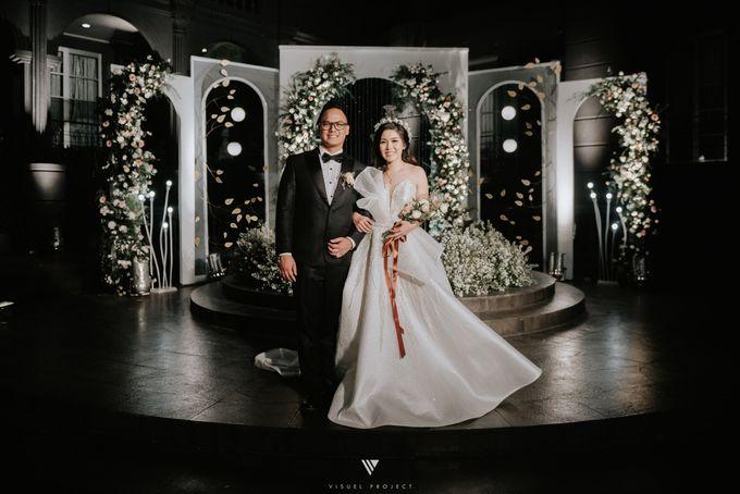 The Wedding of Daniel & Jessica by GH Universal Hotel - 022