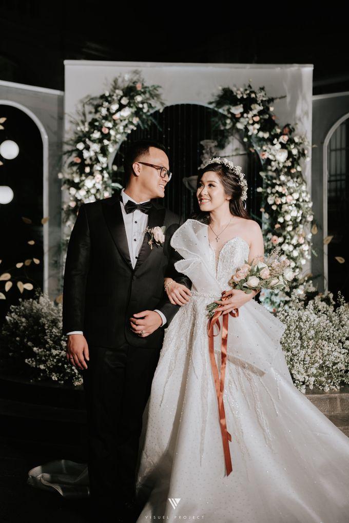 The Wedding of Daniel & Jessica by GH Universal Hotel - 023