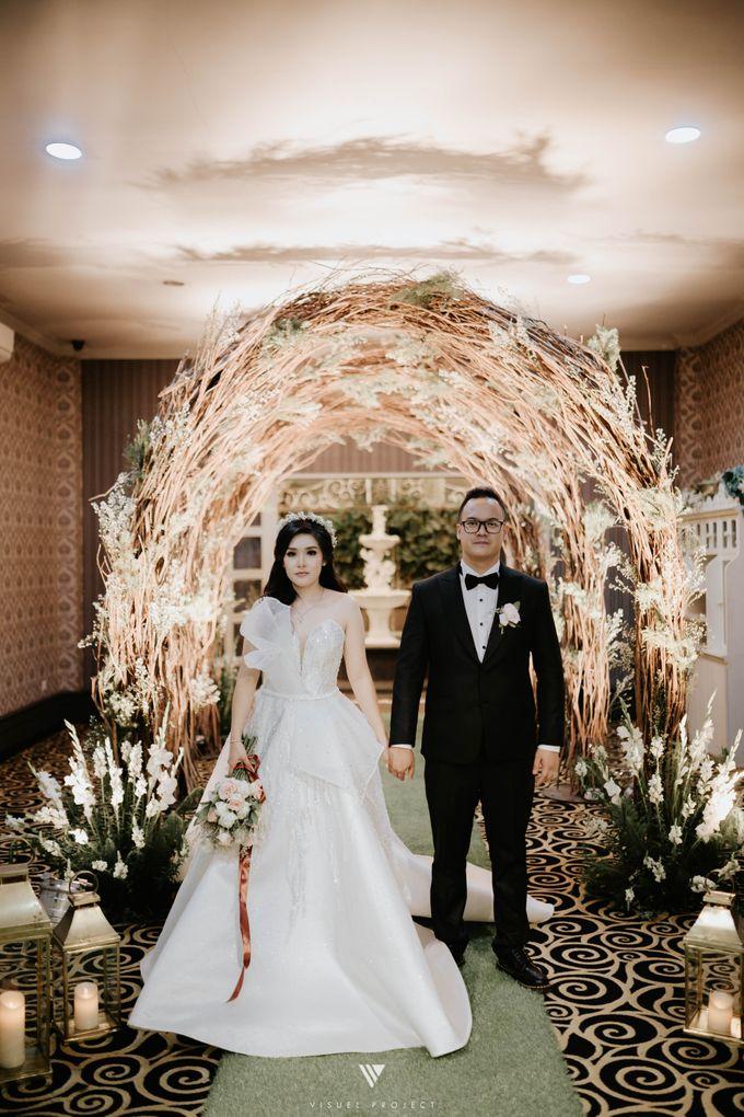 The Wedding of Daniel & Jessica by GH Universal Hotel - 026