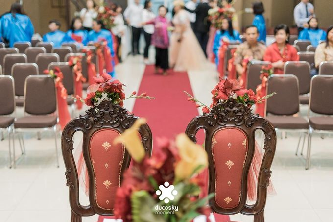 Daniel Maya Wedding | The Matrimony by Sugarbee Wedding Organizer - 002