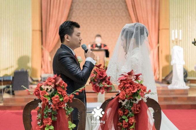 Daniel Maya Wedding | The Matrimony by Sugarbee Wedding Organizer - 015