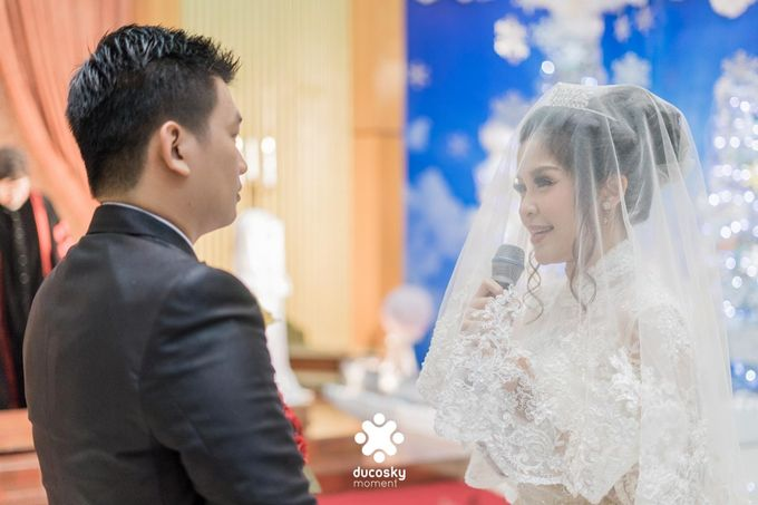 Daniel Maya Wedding | The Matrimony by Sugarbee Wedding Organizer - 017