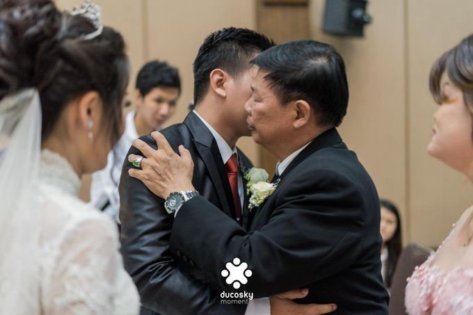 Daniel Maya Wedding | The Matrimony by Sugarbee Wedding Organizer - 028