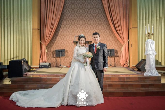 Daniel Maya Wedding | The Matrimony by Sugarbee Wedding Organizer - 039