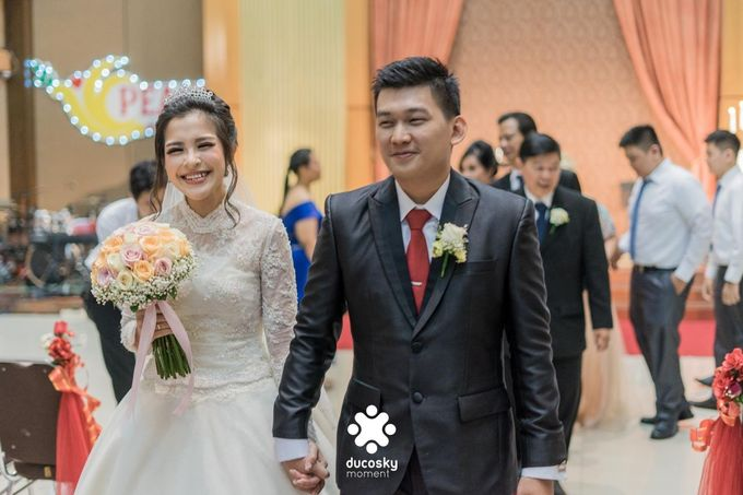 Daniel Maya Wedding | The Matrimony by Sugarbee Wedding Organizer - 040