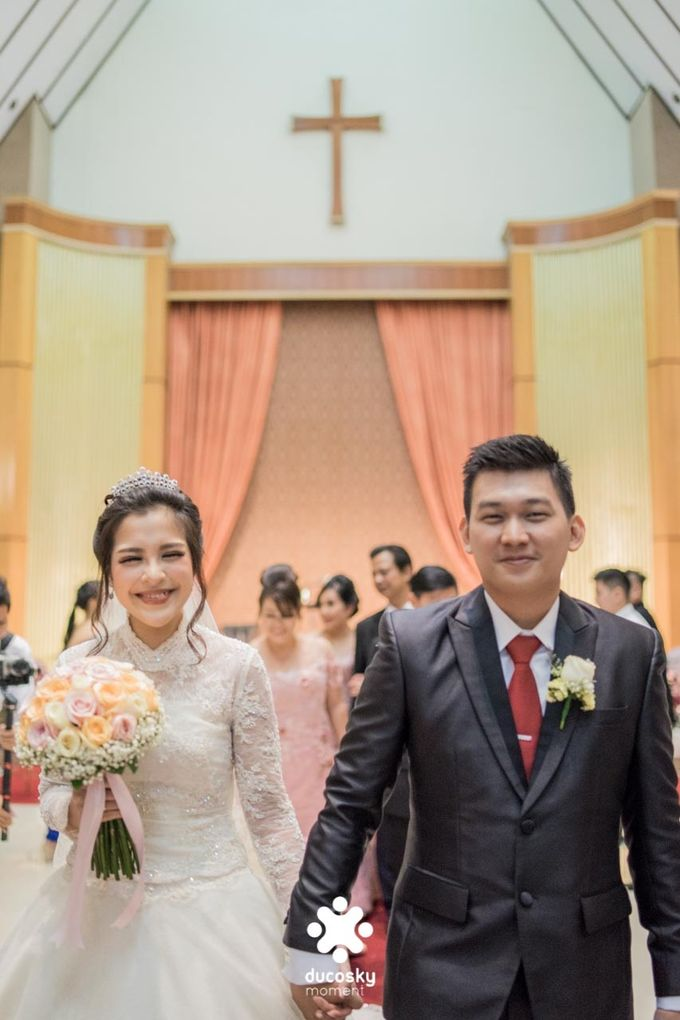 Daniel Maya Wedding | The Matrimony by Sugarbee Wedding Organizer - 041