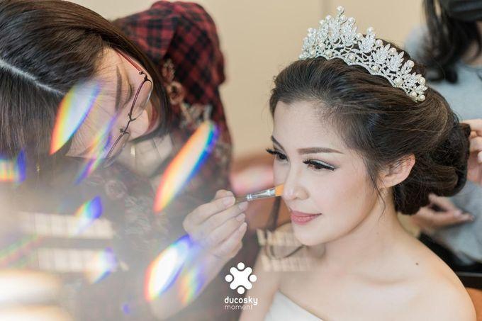 Daniel Maya Wedding | Reception by Sugarbee Wedding Organizer - 001