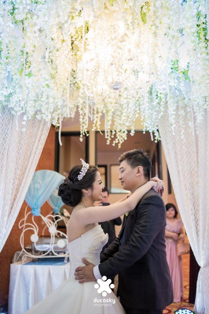 Daniel Maya Wedding | Reception by Sugarbee Wedding Organizer - 011