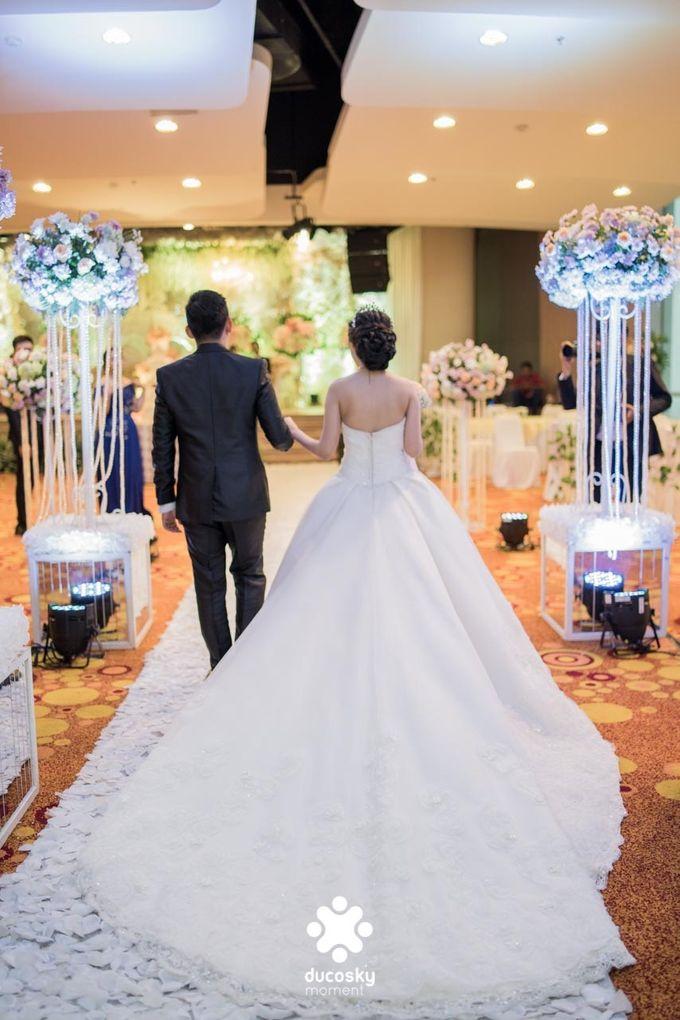 Daniel Maya Wedding | Reception by Sugarbee Wedding Organizer - 004
