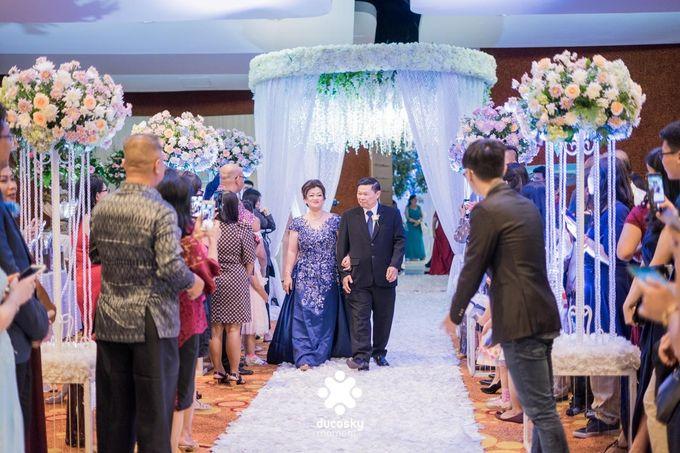 Daniel Maya Wedding | Reception by Sugarbee Wedding Organizer - 005