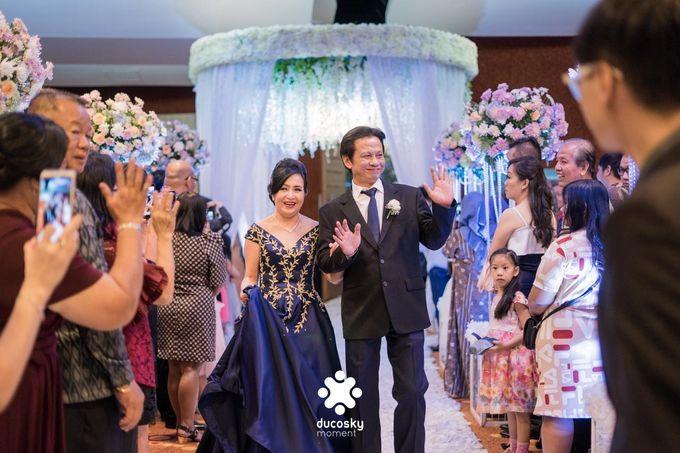 Daniel Maya Wedding | Reception by Sugarbee Wedding Organizer - 006