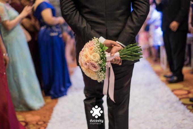 Daniel Maya Wedding | Reception by Sugarbee Wedding Organizer - 008