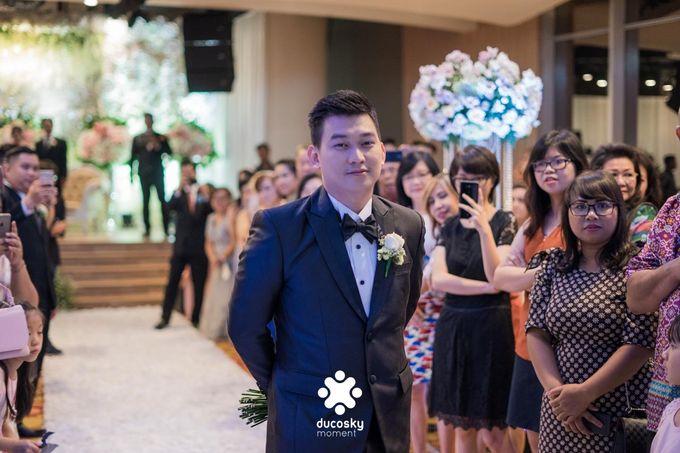 Daniel Maya Wedding | Reception by Sugarbee Wedding Organizer - 009
