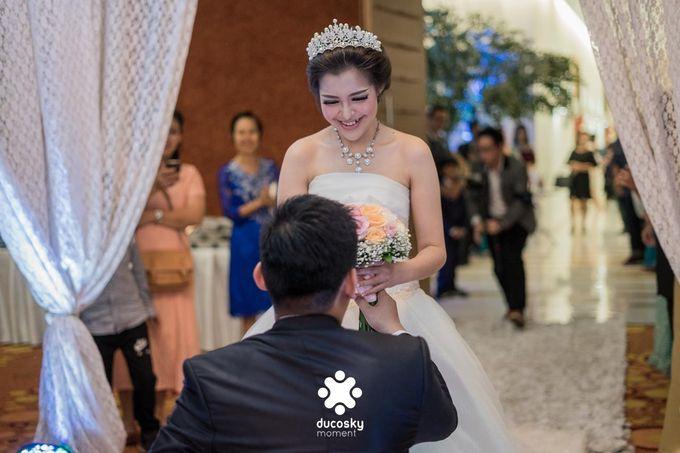 Daniel Maya Wedding | Reception by Sugarbee Wedding Organizer - 010
