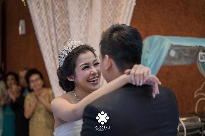 Daniel Maya Wedding | Reception by Sugarbee Wedding Organizer - 012