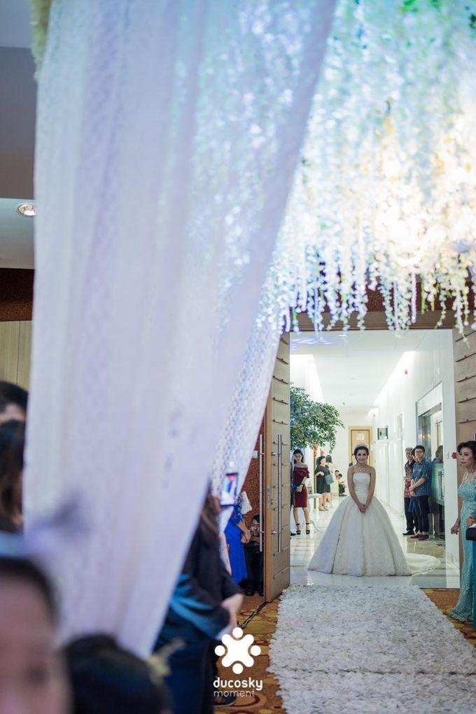 Daniel Maya Wedding | Reception by Sugarbee Wedding Organizer - 007