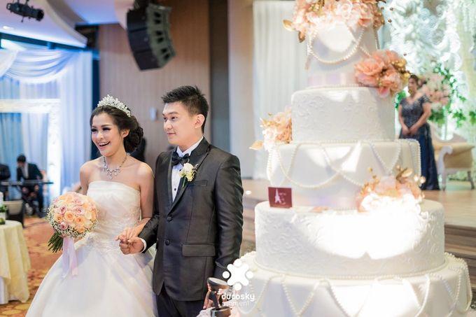 Daniel Maya Wedding | Reception by Sugarbee Wedding Organizer - 015
