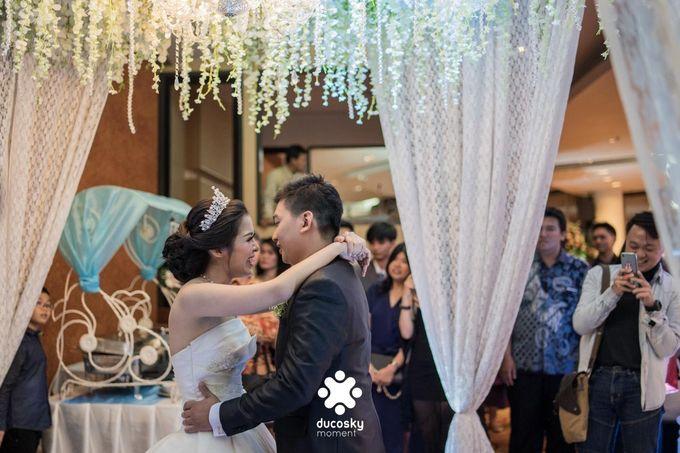 Daniel Maya Wedding | Reception by Sugarbee Wedding Organizer - 013
