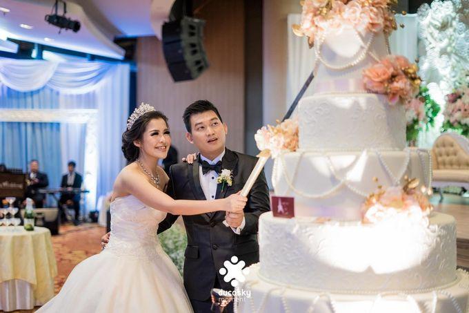 Daniel Maya Wedding | Reception by Sugarbee Wedding Organizer - 016