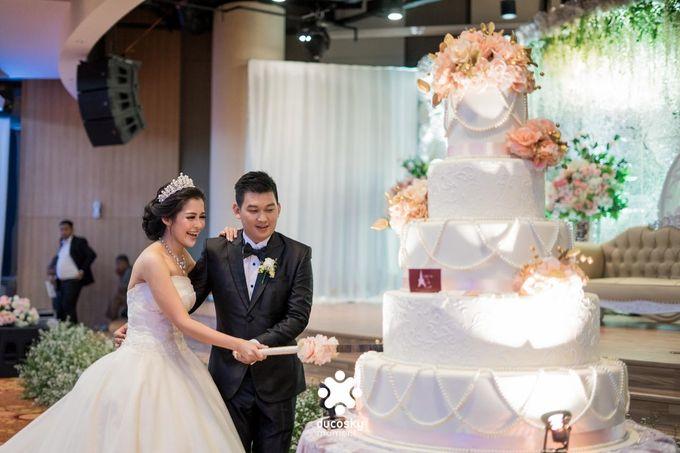 Daniel Maya Wedding | Reception by Sugarbee Wedding Organizer - 017