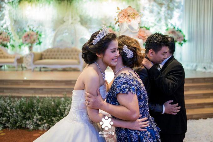 Daniel Maya Wedding | Reception by Sugarbee Wedding Organizer - 018