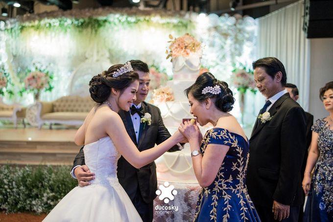 Daniel Maya Wedding | Reception by Sugarbee Wedding Organizer - 019
