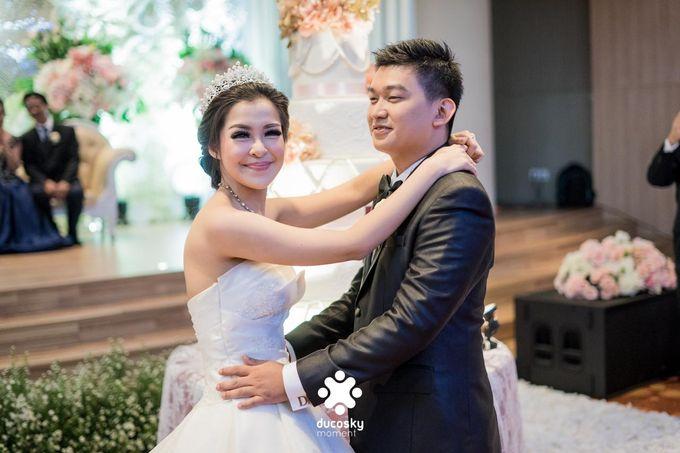 Daniel Maya Wedding | Reception by Sugarbee Wedding Organizer - 020