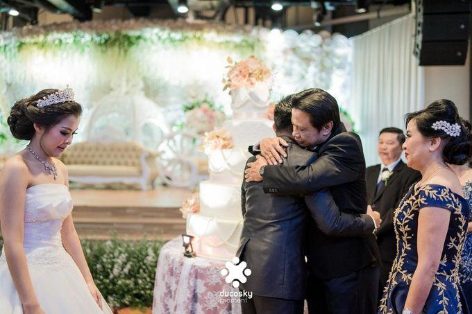 Daniel Maya Wedding | Reception by Sugarbee Wedding Organizer - 021