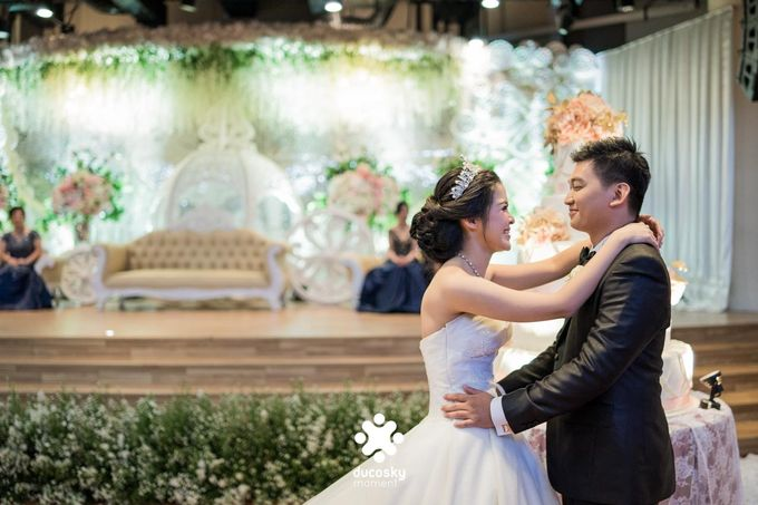 Daniel Maya Wedding | Reception by Sugarbee Wedding Organizer - 024