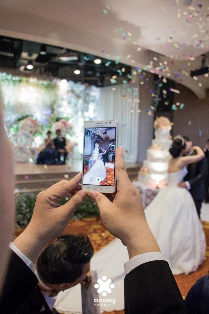 Daniel Maya Wedding | Reception by Sugarbee Wedding Organizer - 025