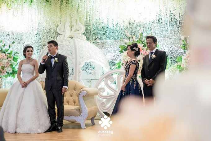 Daniel Maya Wedding | Reception by Sugarbee Wedding Organizer - 027