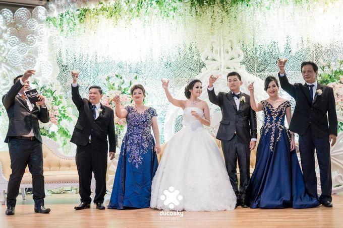 Daniel Maya Wedding | Reception by Sugarbee Wedding Organizer - 029