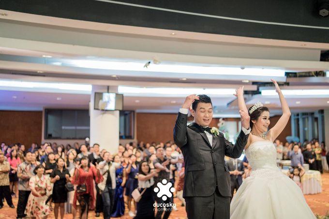Daniel Maya Wedding | Reception by Sugarbee Wedding Organizer - 032