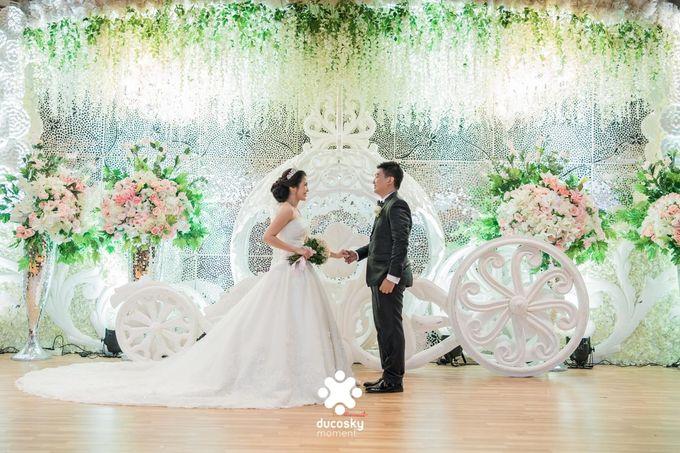 Daniel Maya Wedding | Reception by Sugarbee Wedding Organizer - 033