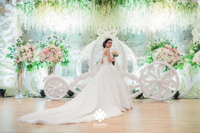 Daniel Maya Wedding | Reception by Sugarbee Wedding Organizer - 034