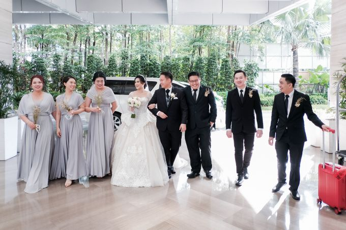 Wedding Of Daniel & Surfika by Ohana Enterprise - 010