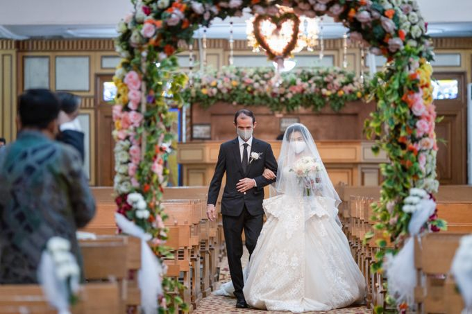 Wedding Of Daniel & Surfika by Ohana Enterprise - 011
