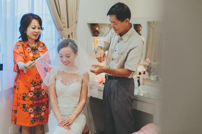 Wei Ting ❤️ Daniel - AD by Jen Lim Makeup Artist - 007