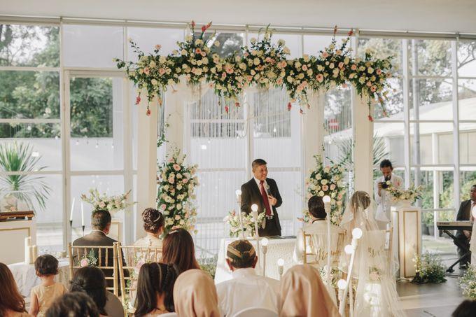 The Wedding of Daniel & Pamela by Elior Design - 001