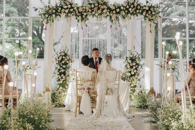 The Wedding of Daniel & Pamela by Elior Design - 002