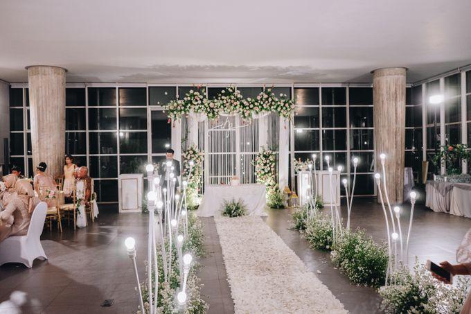 The Wedding of Daniel & Pamela by Elior Design - 003
