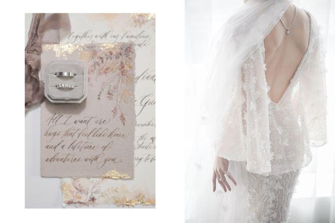 Daniel & Tiffany Wedding by ANTHEIA PHOTOGRAPHY - 001