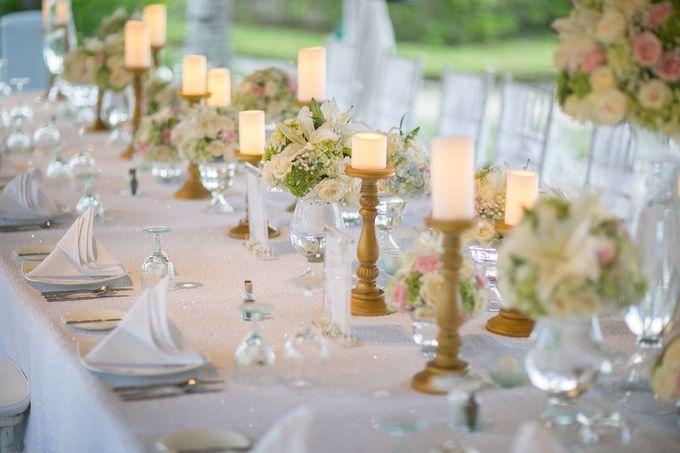Romantic Dinner by d'Oasis Florist & Decoration - 002