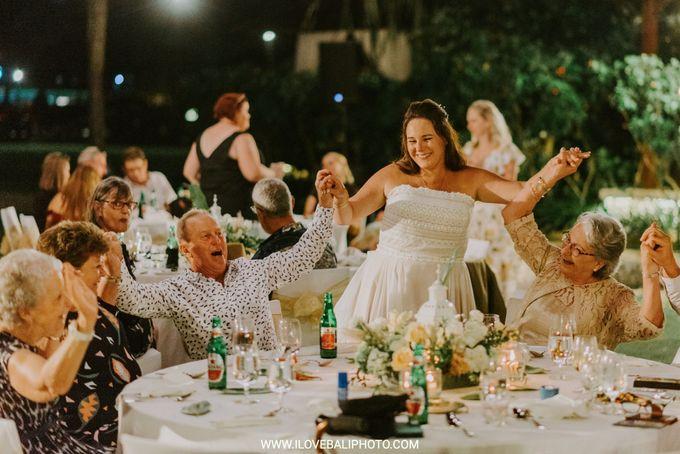 Sean & Danielle Wedding by Holiday Inn Resort Baruna Bali - 005