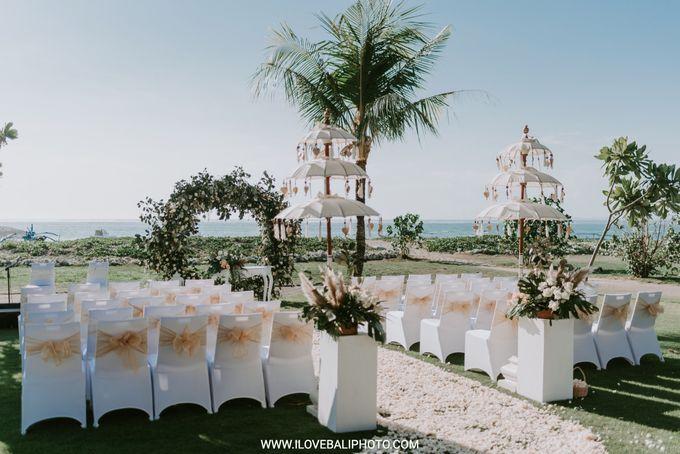 Sean & Danielle Wedding by Holiday Inn Resort Baruna Bali - 008