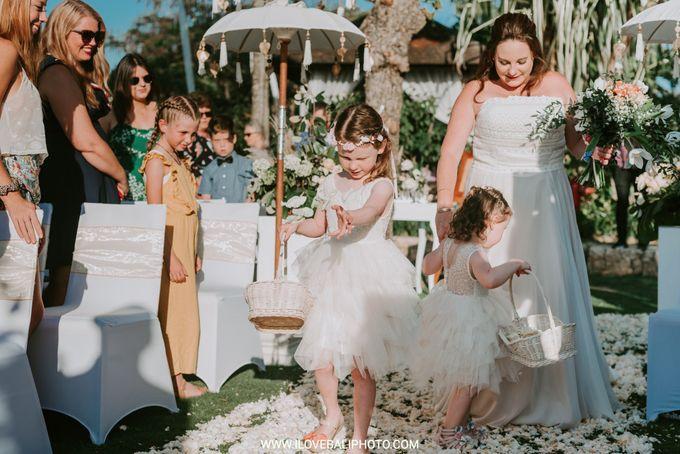 Sean & Danielle Wedding by Holiday Inn Resort Baruna Bali - 010