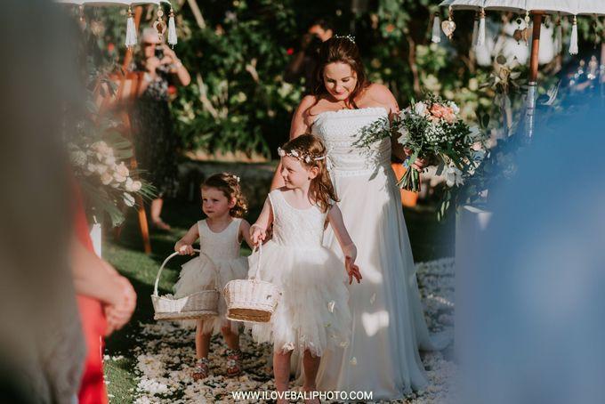 Sean & Danielle Wedding by Holiday Inn Resort Baruna Bali - 011