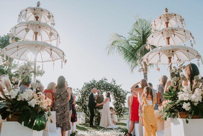 Sean & Danielle Wedding by Holiday Inn Resort Baruna Bali - 012