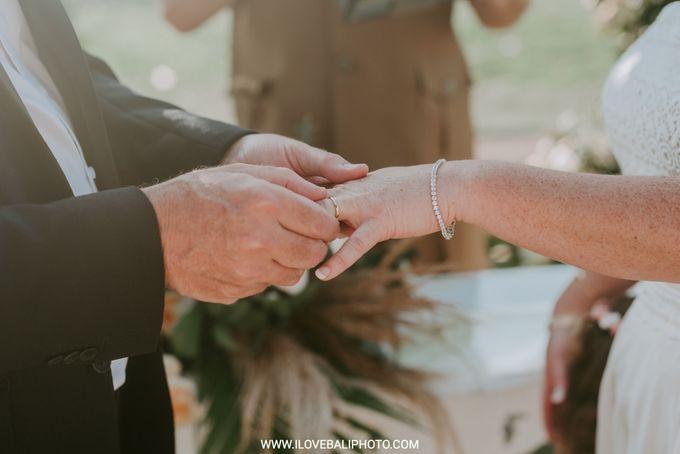 Sean & Danielle Wedding by Holiday Inn Resort Baruna Bali - 013